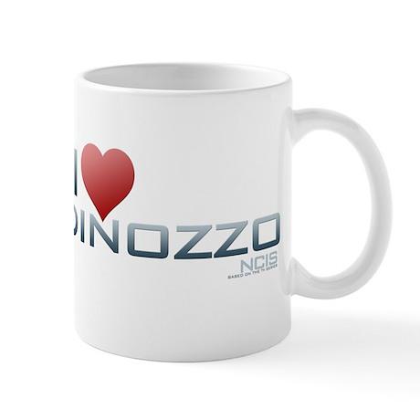 I Heart DiNozzo Mug