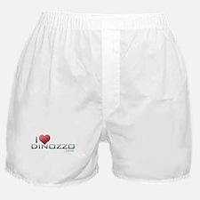 I Heart DiNozzo Boxer Shorts
