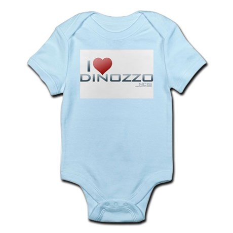 I Heart DiNozzo Infant Bodysuit