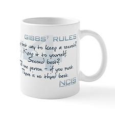 Gibbs' Rules #4 Mug