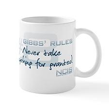 Gibbs' Rules #8 Mug
