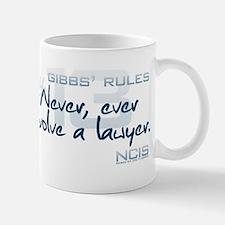 Gibbs' Rules #13 Mug