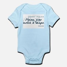 Gibbs' Rules #13 Infant Bodysuit