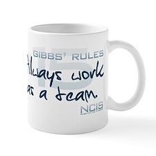 Gibbs' Rules #15 Mug