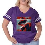 Girlbrarian Men's Fitted T-Shirt (dark)