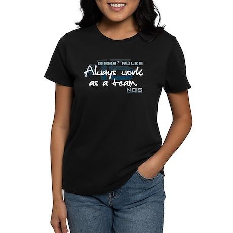 Gibbs' Rules #15 Women's Dark T-Shirt