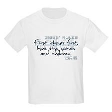 Gibbs' Rules #44 T-Shirt