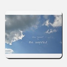 Be Inspired Mousepad