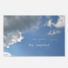 Be Inspired Postcards (Package of 8)