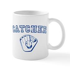 Catcher - Blue Mug