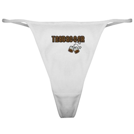 Teabagger Classic Thong