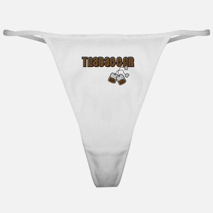Teabagger Classic Thong