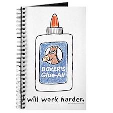 I Will Work Harder Journal