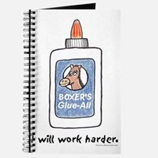 I Will Work Harder Journal
