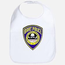 BART Police Death Squad Bib