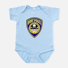 BART Police Death Squad Infant Bodysuit
