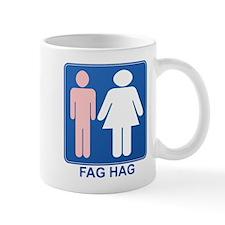 FAG HAG Sign Mug