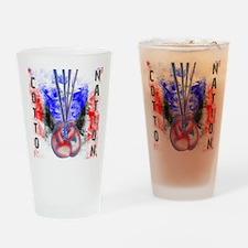 COTTO NATION V2 Drinking Glass