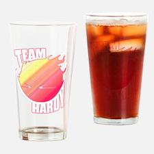 TEAM HARDY V3 Drinking Glass