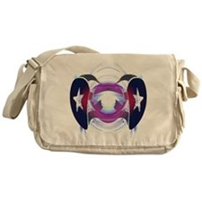 BORICUA PRIDE Messenger Bag