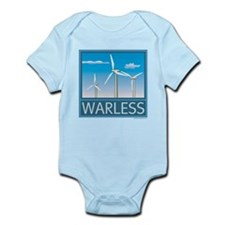 Windpower No War Infant Bodysuit