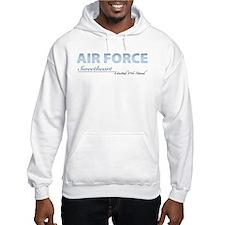 Air Force Sweetheart Hoodie