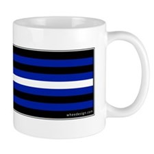 Leather Pride Flag Mug