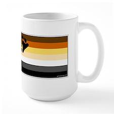 Bear Pride Flag Mug