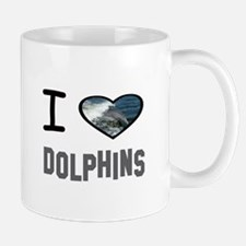 Cute Dolphins Mug