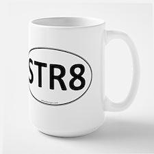 STR8 Euro Oval Large Mug