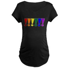 Rainbow Exclamation Points T-Shirt