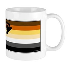 Bear Pride Flag Mug