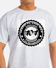 Made in the 707 - Ash Grey T-Shirt