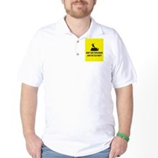 Don't Use Your Brain T-Shirt