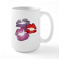 3 Big Lips Mug