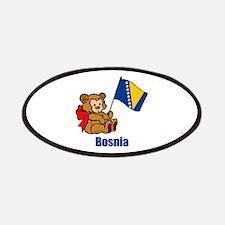 Bosnia Teddy Bear Patches