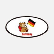 Germany Teddy Bear Patches