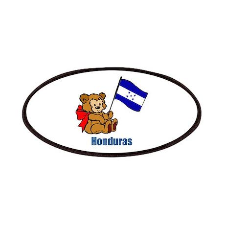 Honduras Teddy Bear Patches