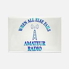 Amateur Radio Rectangle Magnet