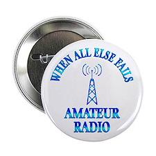 "Amateur Radio 2.25"" Button"