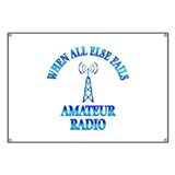 Amateur radio Banners