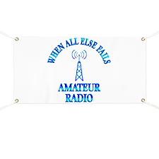 Amateur Radio Banner