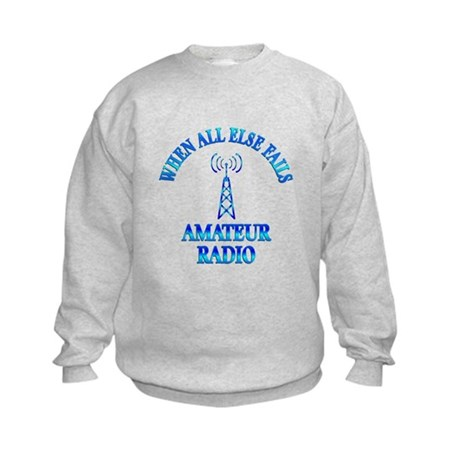 Amateur Radio Kids Sweatshirt