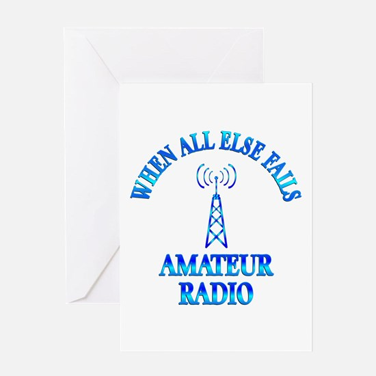 Amateur Radio Greeting Card