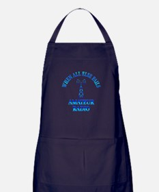 Amateur Radio Apron (dark)