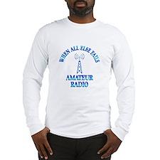Amateur Radio Long Sleeve T-Shirt
