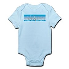 Wind Power for America Infant Bodysuit