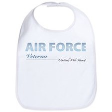 Air Force Veteran Bib