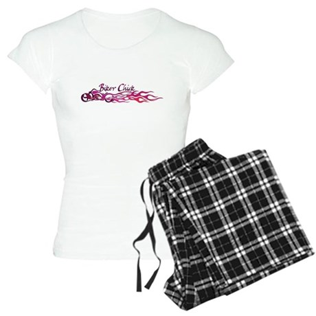 Biker Chick Women's Light Pajamas