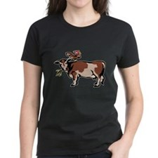 Brown Chicken Brown Cow 3 Tee